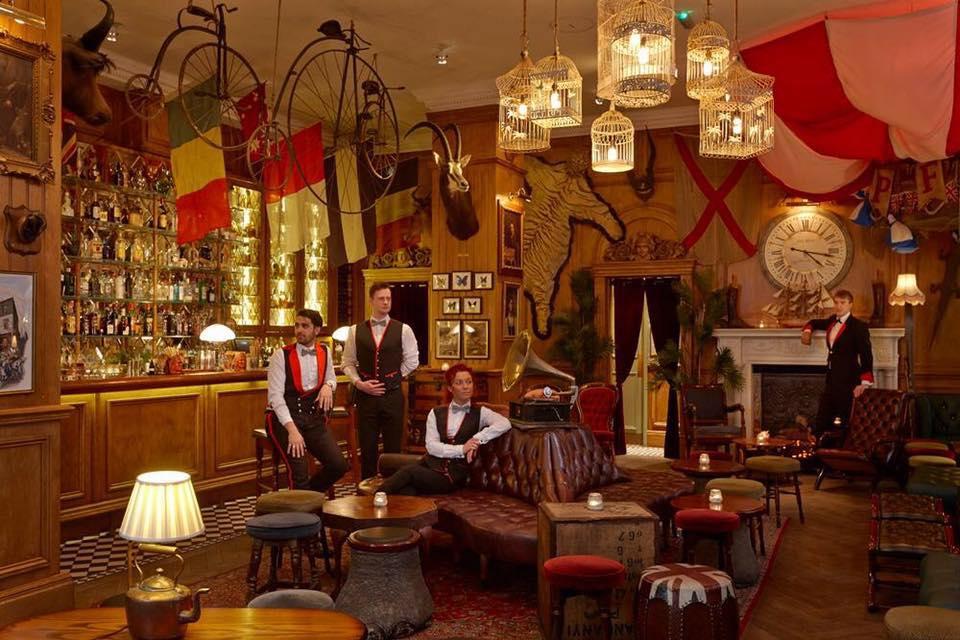 Image: Mr Fogg's Residence