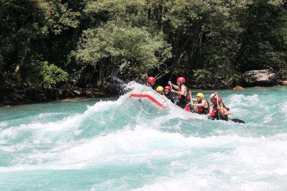 rafting tara river montenegro