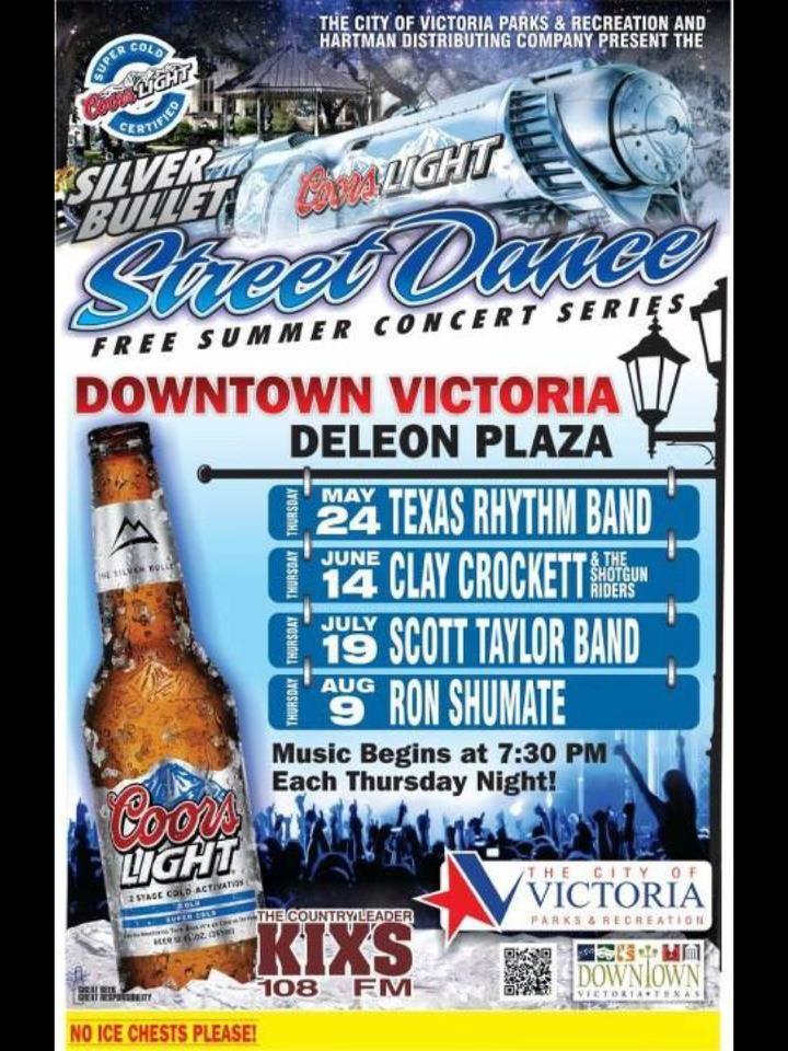 Silver Bullet Street Dance ~ Victoria, TX.jpg