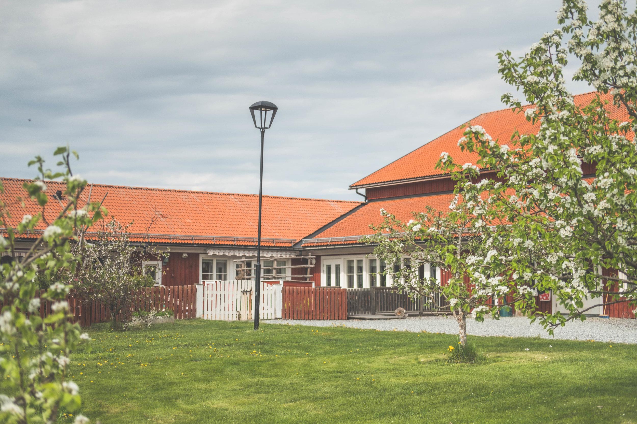 Åbyggeby Landsbygdcenter FOTO: Mattias Färnstrand, Kuxagruppen AB