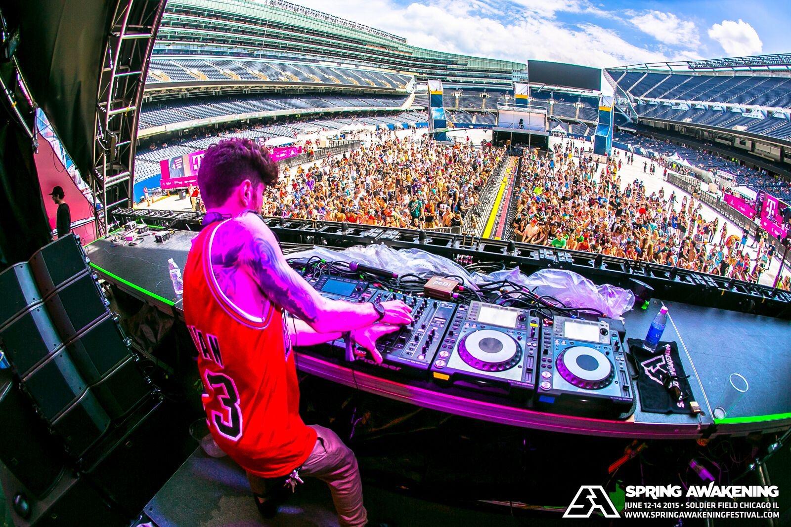 DJ GoodSex playing tracks