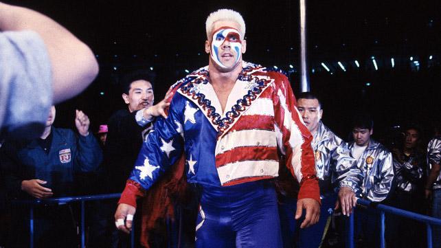Sting, WCW, Great American Bash