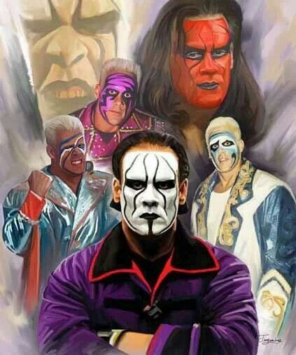 Many faces of Sting