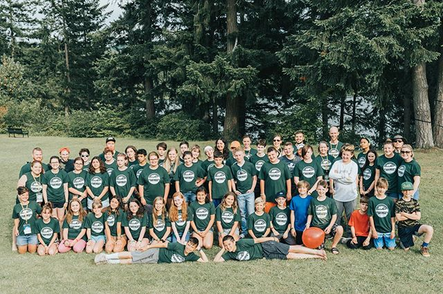 So thankful for the ways Jesus has been working this week. #summercamp2019