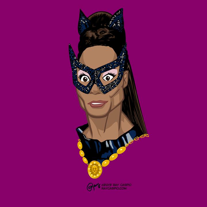 Catwoman III