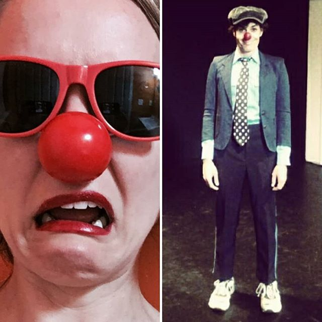 Registration closes Wednesday for this weekend's Red Nose Encounters at the #IdeaCenter at @playhousesquare (link in bio). We will explore that #magical, curious state of the #clown through the #playful power of the #rednose, which awakens your individual state of authentic play. In this two-day, twelve-hour experience, you will be brought to an encounter with your personal clown through the #psychophysical principles of the #MichaelChekhov Technique, led by Ray Caspio, and the movement-based approach of #JacquesLecoq, led by Cathleen O'Malley. Ray will free your body, imagination, creative individuality, and the space, and Cathleen will free your clown! . . . #thisiscle #Cleveland #clevelandactor #class #clevelandartist #performance #performanceart #performer #actor #actress #actorslife #actingclass #actingstudio #clevelandactors #art #movement #Lecoq #Chekhov #playhousesquare #theatre #theatreartist #theater