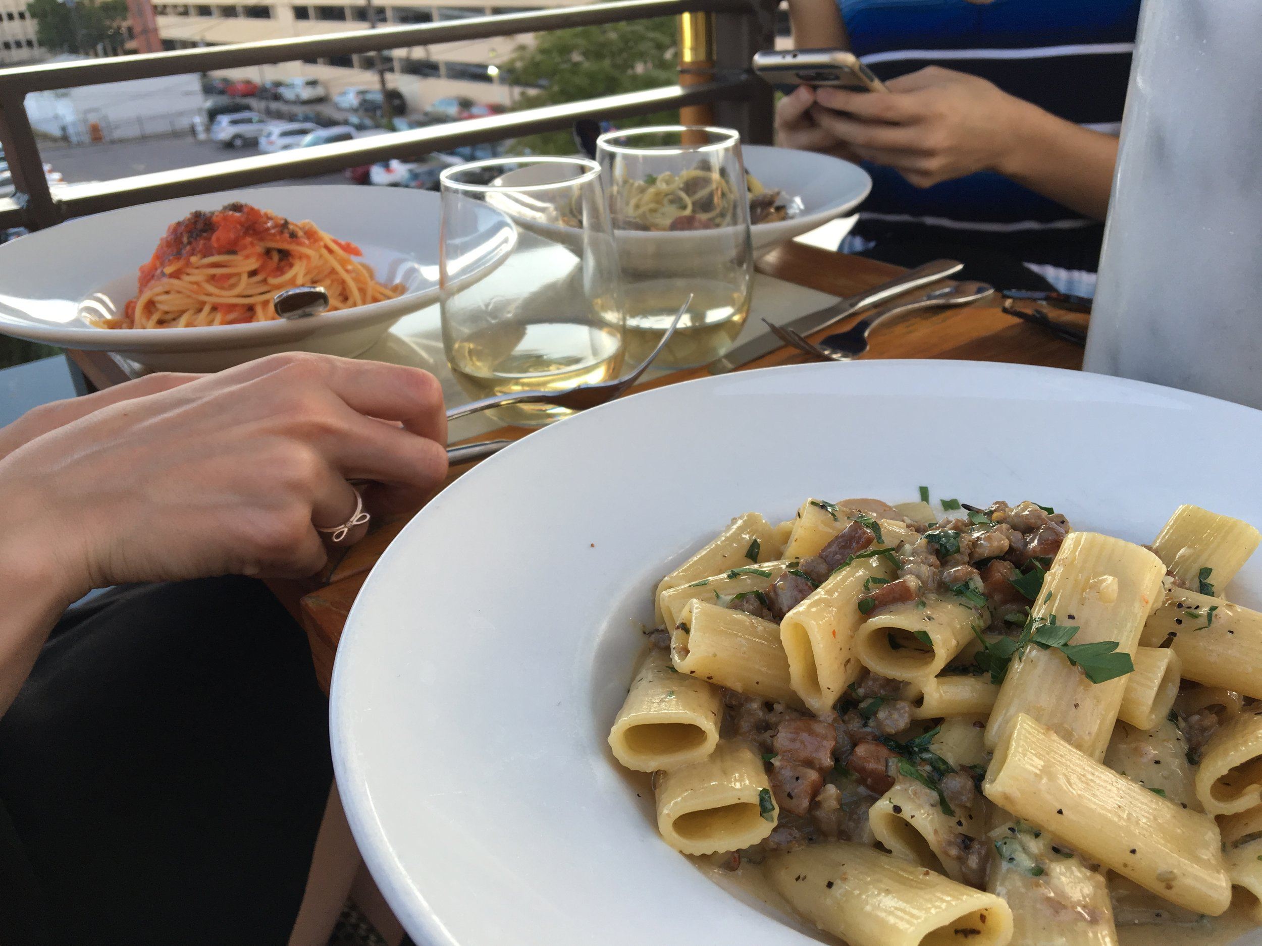 Dinner at Louis Ristorante & Bar