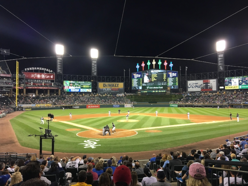 White Sox vs Royals