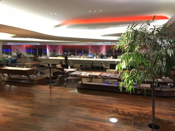 Virgin Atlantic Clubhouse