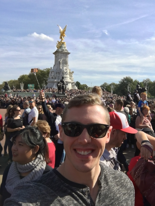 Budget your way to Buckingham Palace!