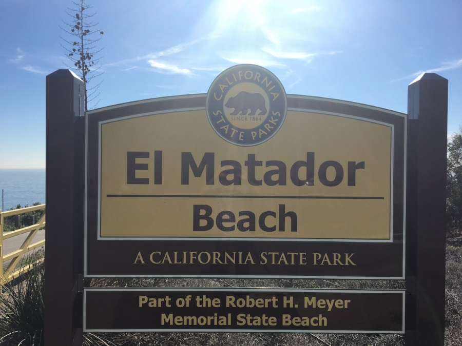 El Matador State Beach, California