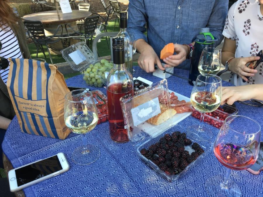 Malibu Wines starter pack.