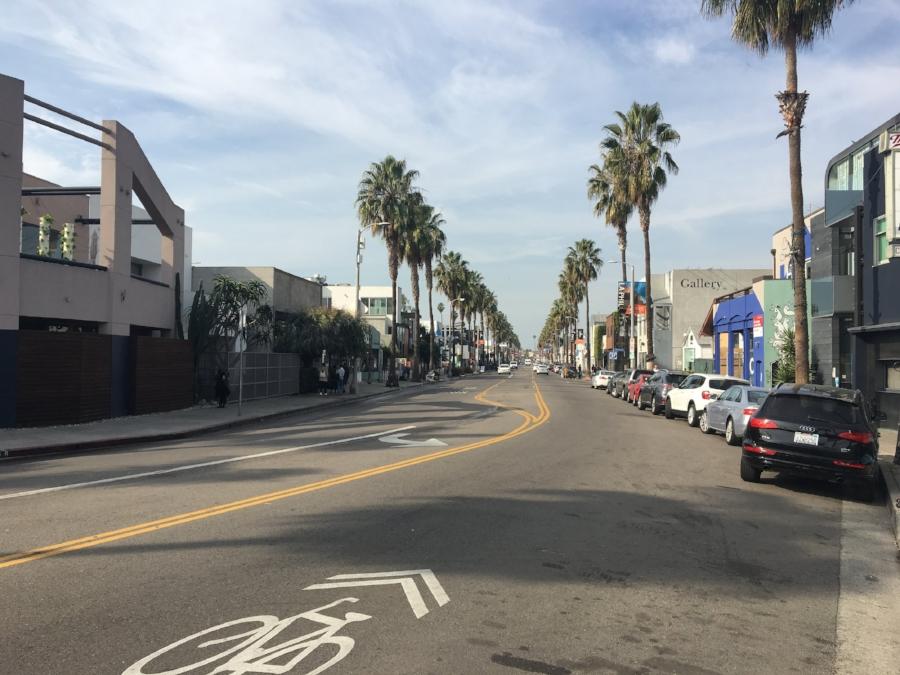 Abbott Kinney Boulevard