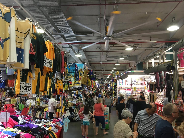 Paddy's Market, Sydney