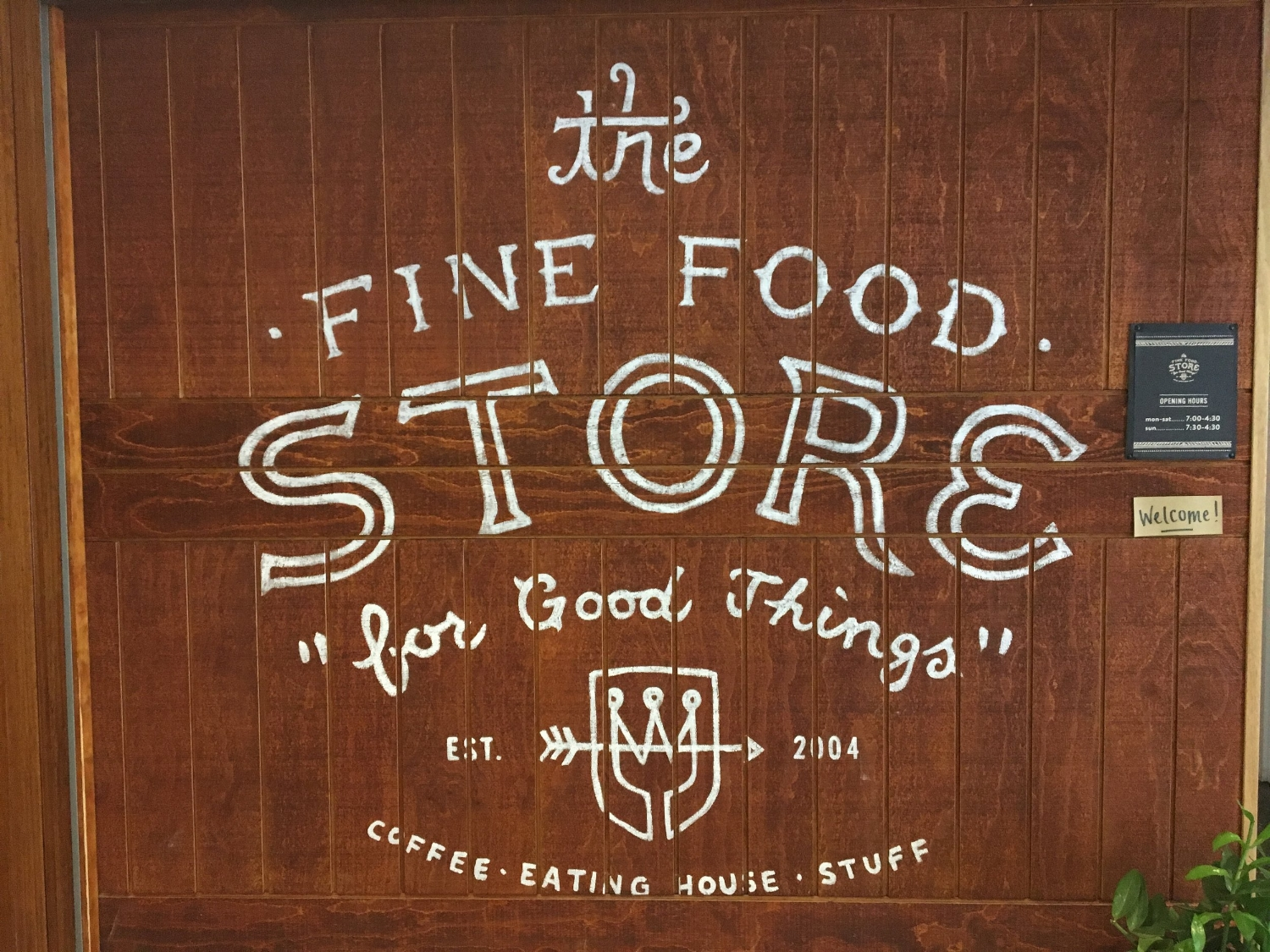 The Fine Food Store