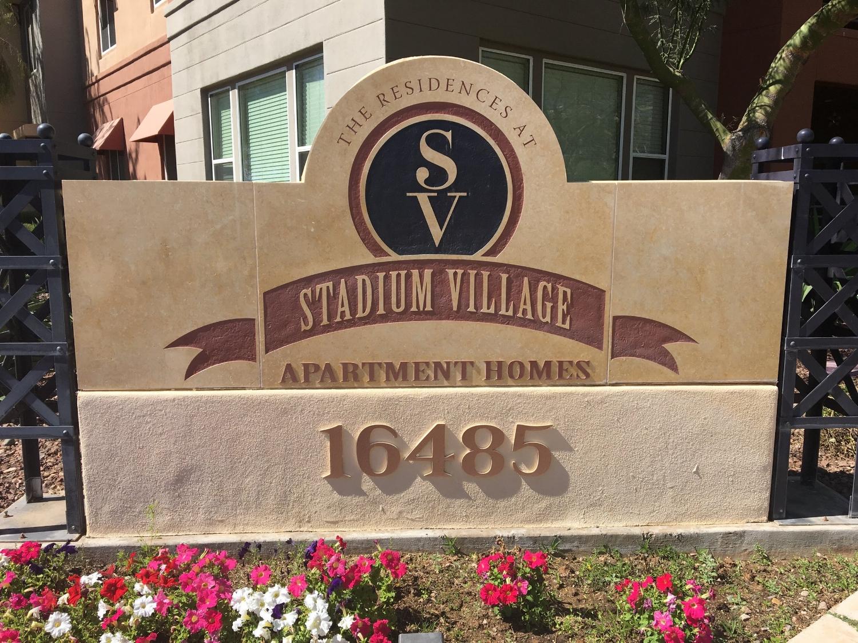 The Stadium Village