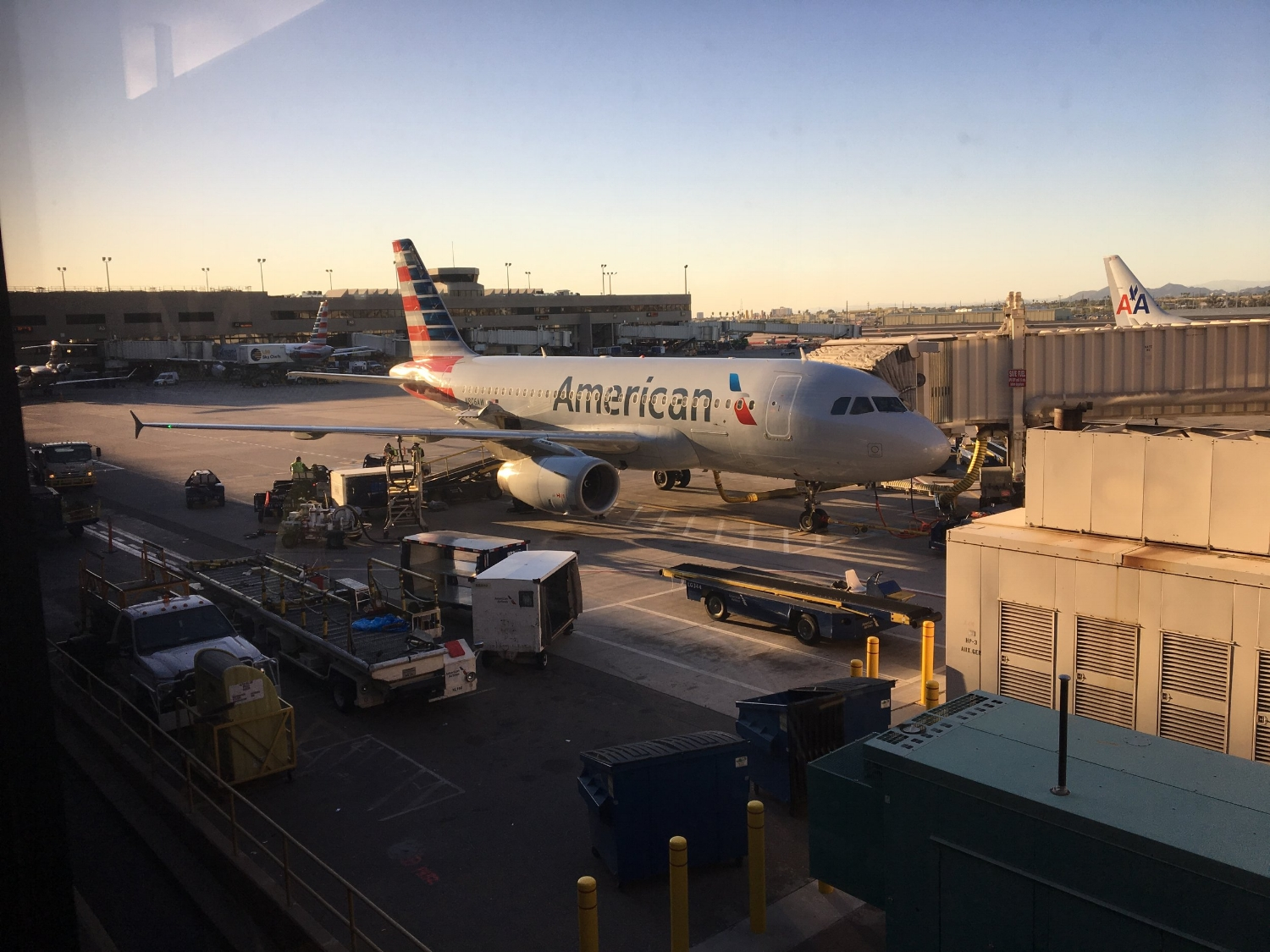 American Airlines really dropped the ball on my trip to Phoenix.