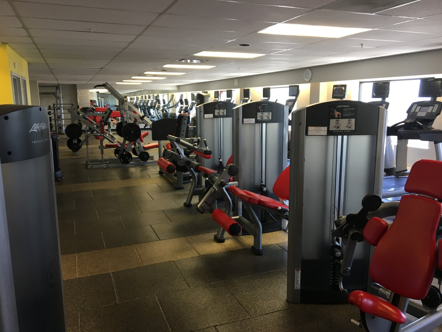 KANSAS CITY MARRIOTT DOWNTOWN FITNESS CENTER