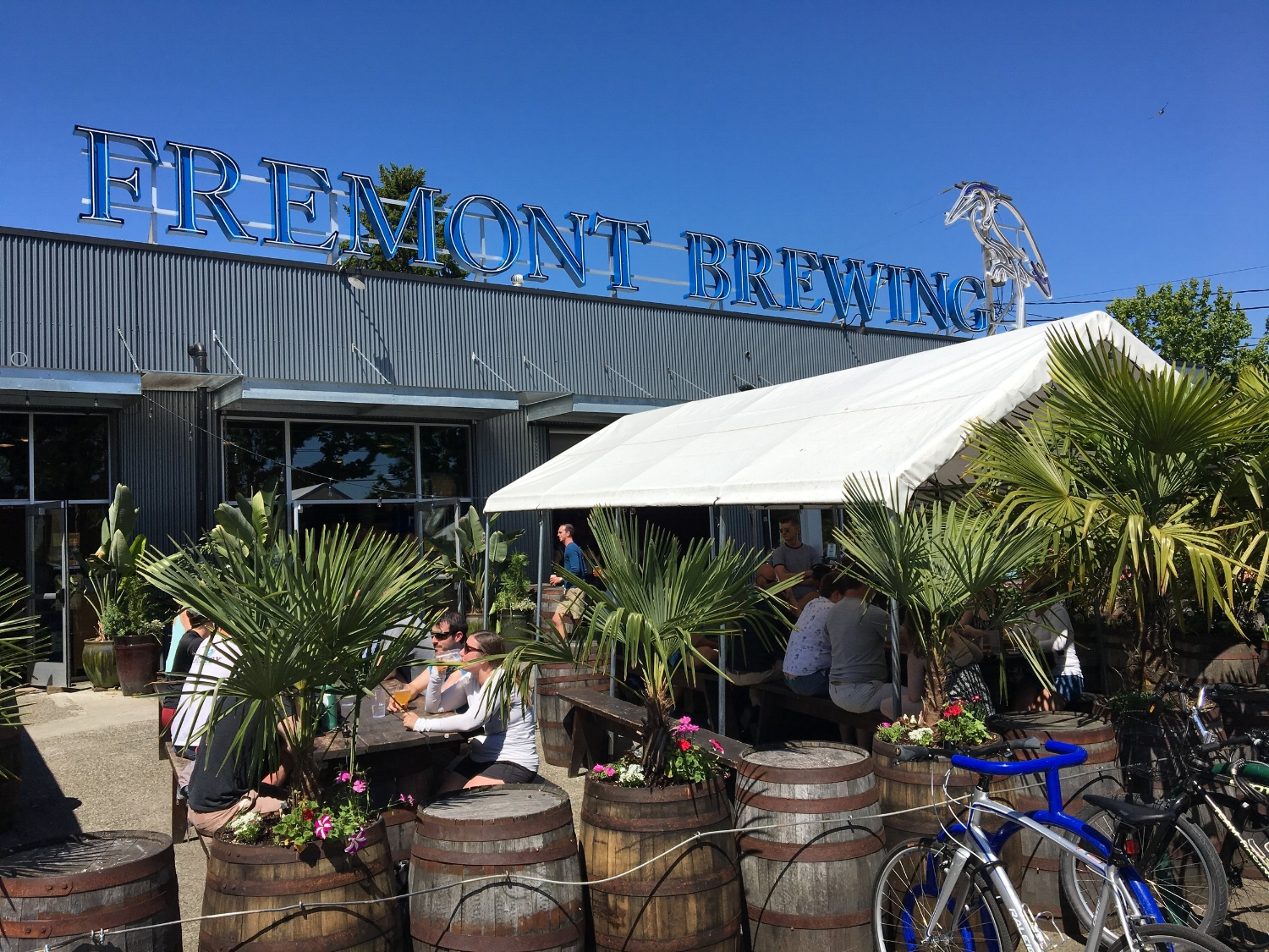 FREMONT BREWING, SEATTLE