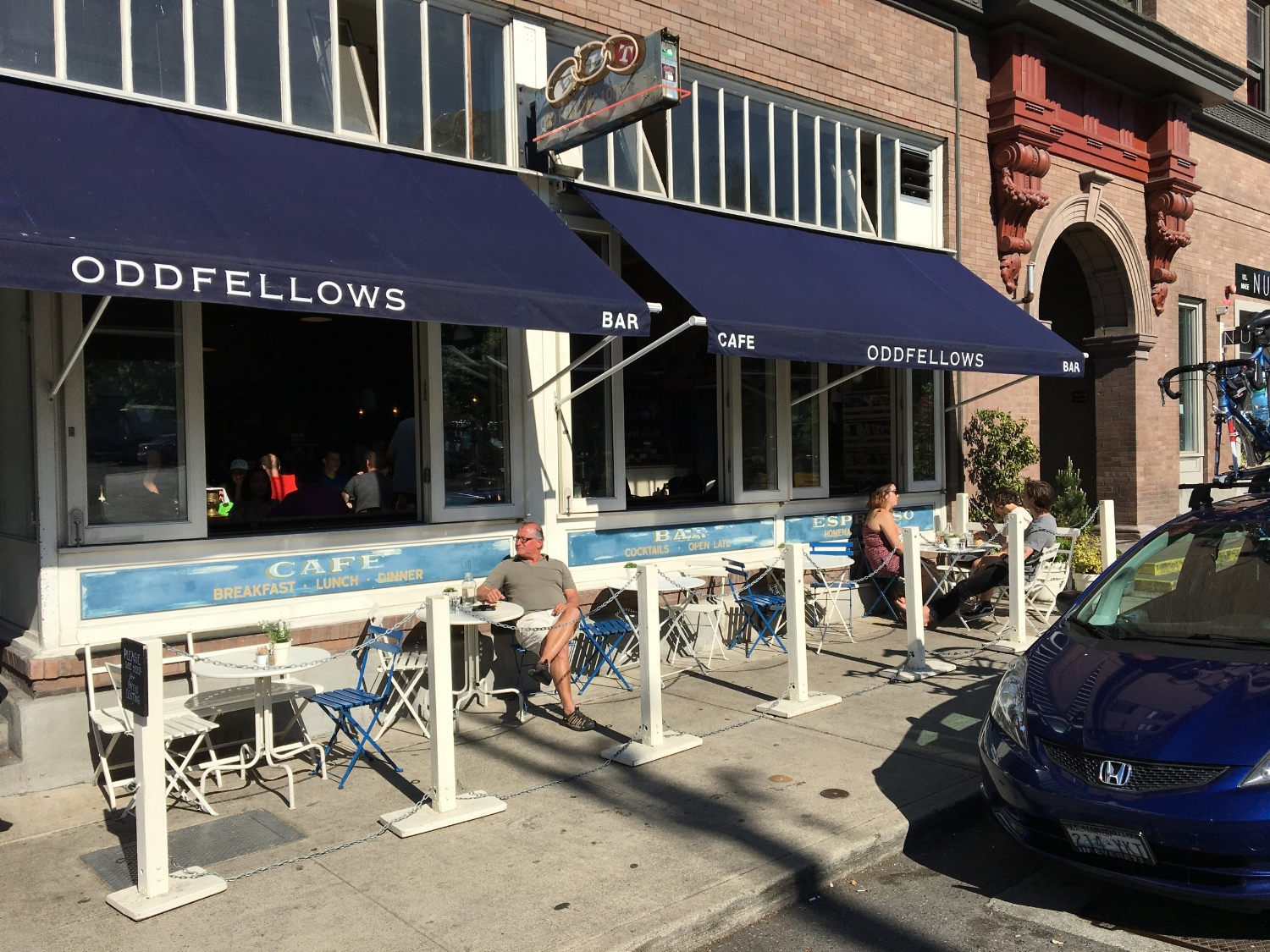 ODDFELLOWS CAFE, SEATTLE