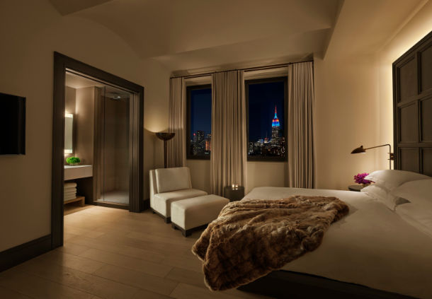 THE NEW YORK EDITION. IMAGE COURTESY OF MARRIOTT.COM