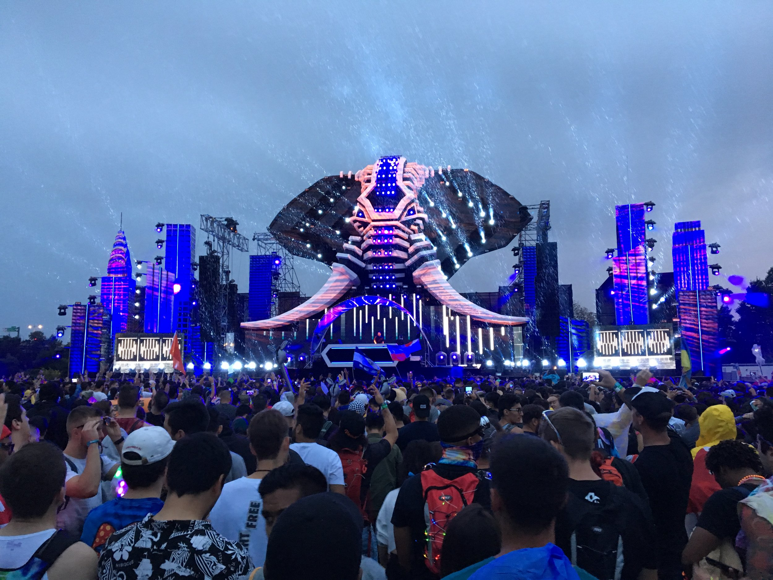 electric zoo music festival