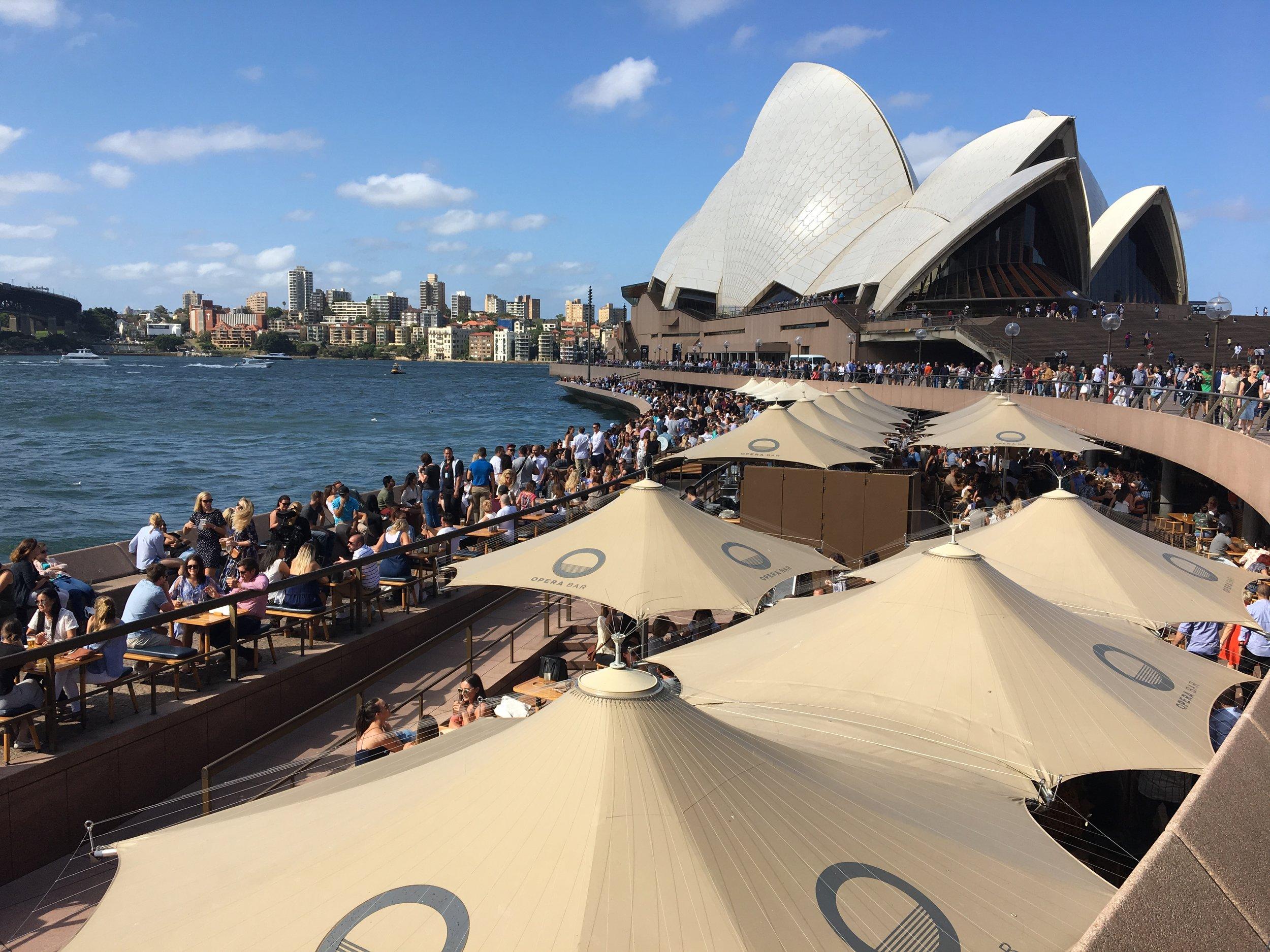 USE 40,000 AADVANTAGE MILES FOR A ONE-WAY TRIP TO SYDNEY, AUSTRALIA