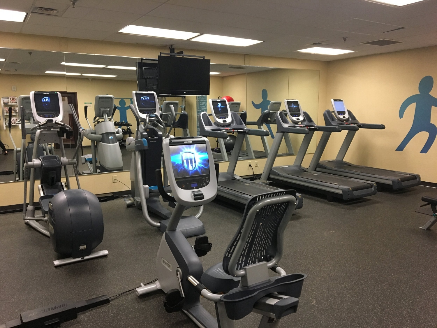 Lincoln Marriott Cornhusker fitness Center
