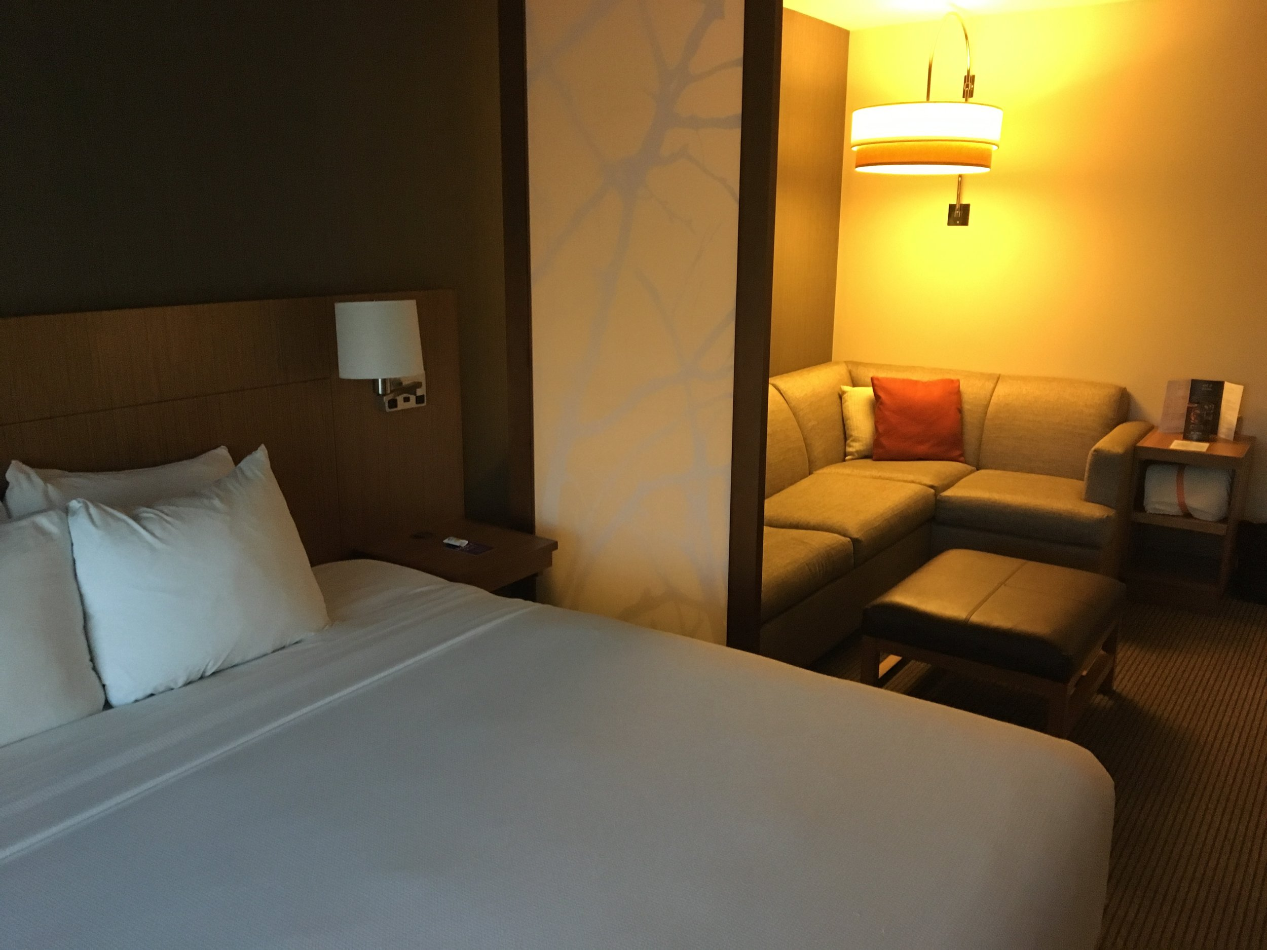 NEXT TIME YOU'RE IN LINCOLN, NEBRASKA CHECK OUT THEIR HYATT PLACE