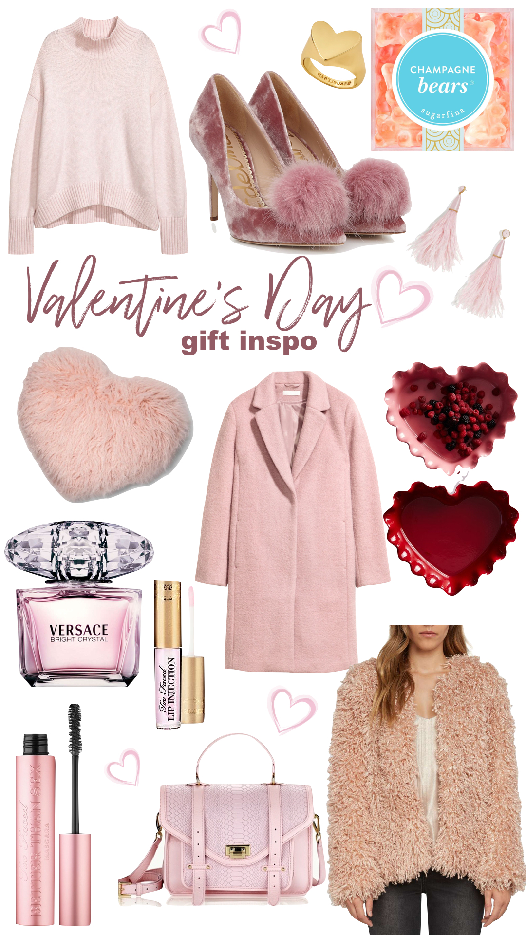 All Things Pink -