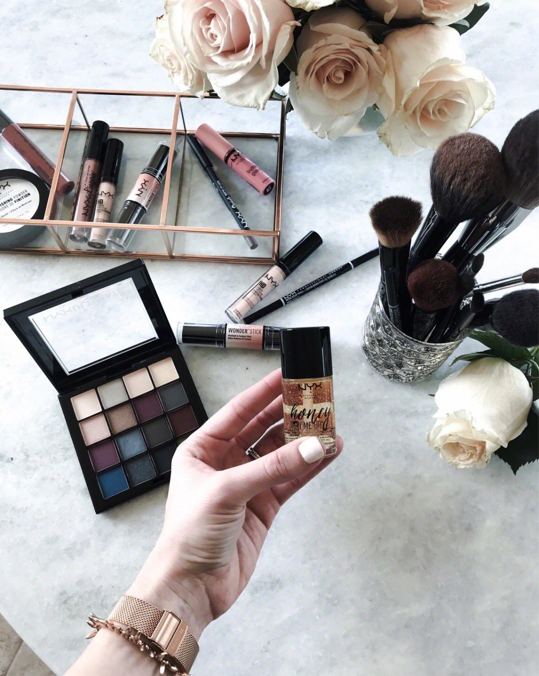 NYX Makeup Goodies - Megan Kristine Blog