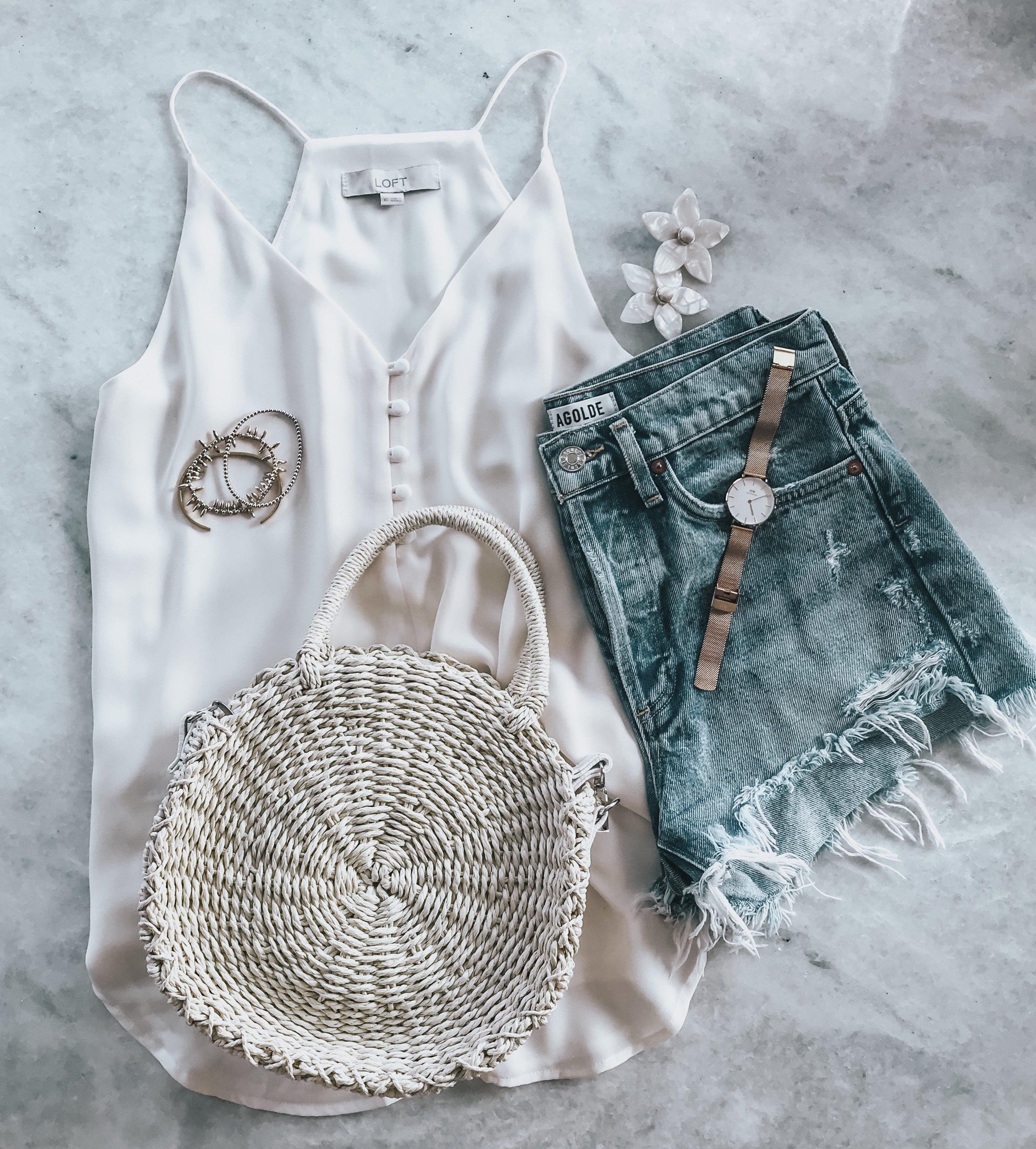 Flatlay - Summer Style