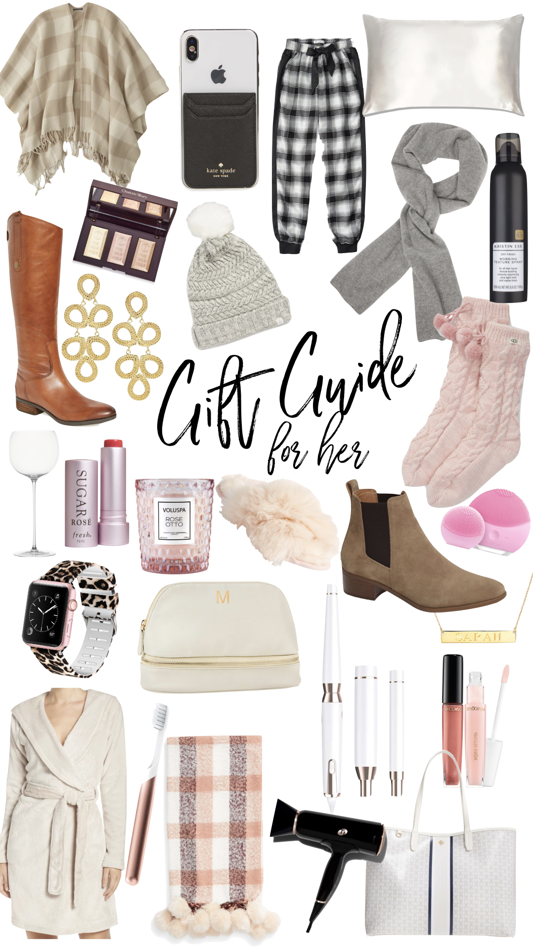GIFT GUIDE: for her -