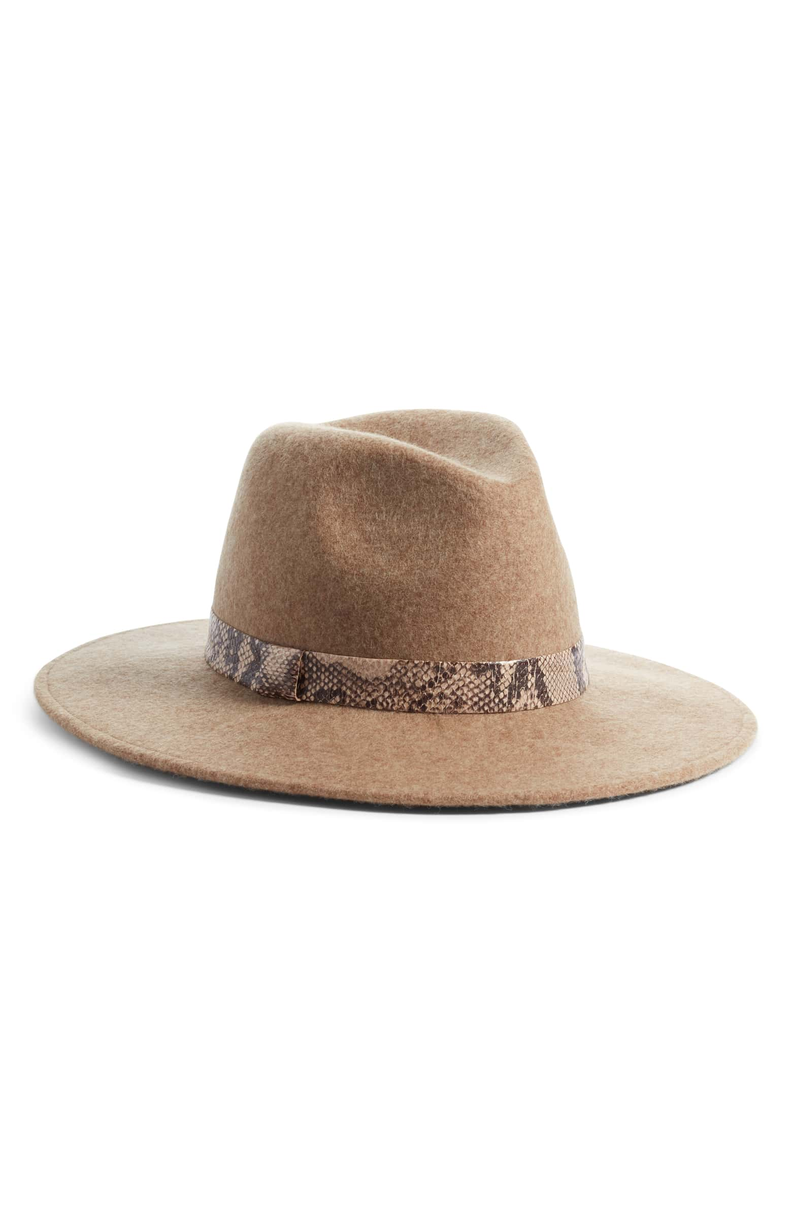 Wool Hat - SALE: $38.90