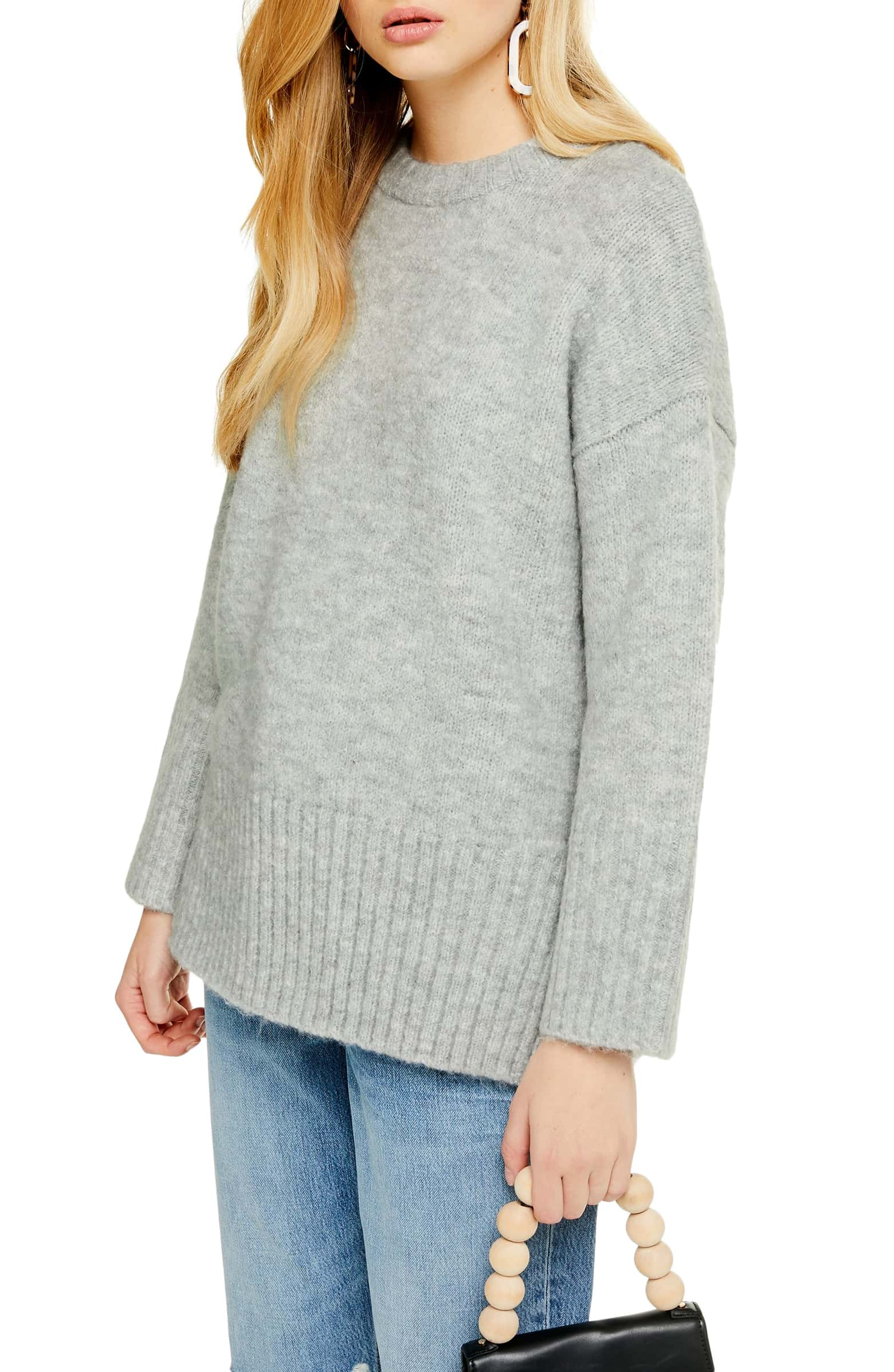 Crewneck Sweater - SALE: $44.90, after sale: $68