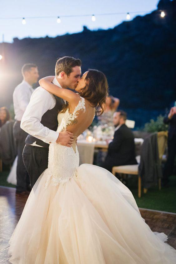 Top 10 Most Pinned Wedding Dresses   Bepoken www.bespokenweddings.com