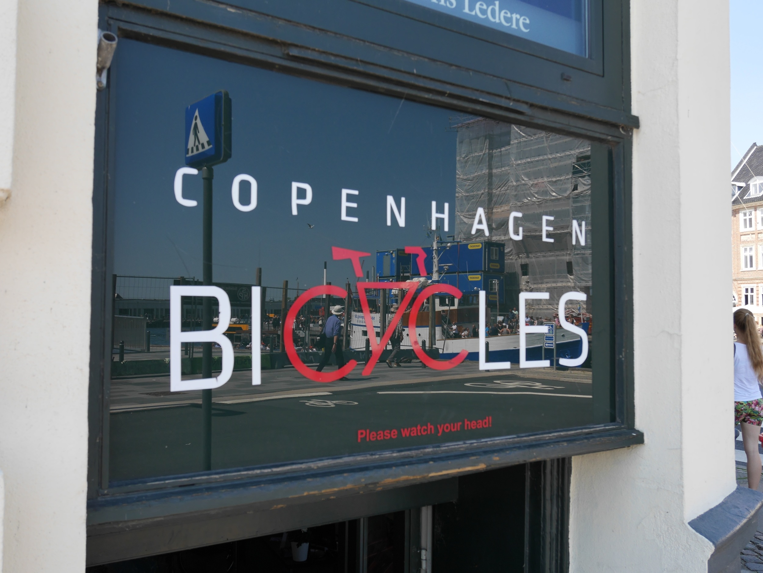 copenhagen bicycle rentals - you can rent bikes everywhere throughout the city