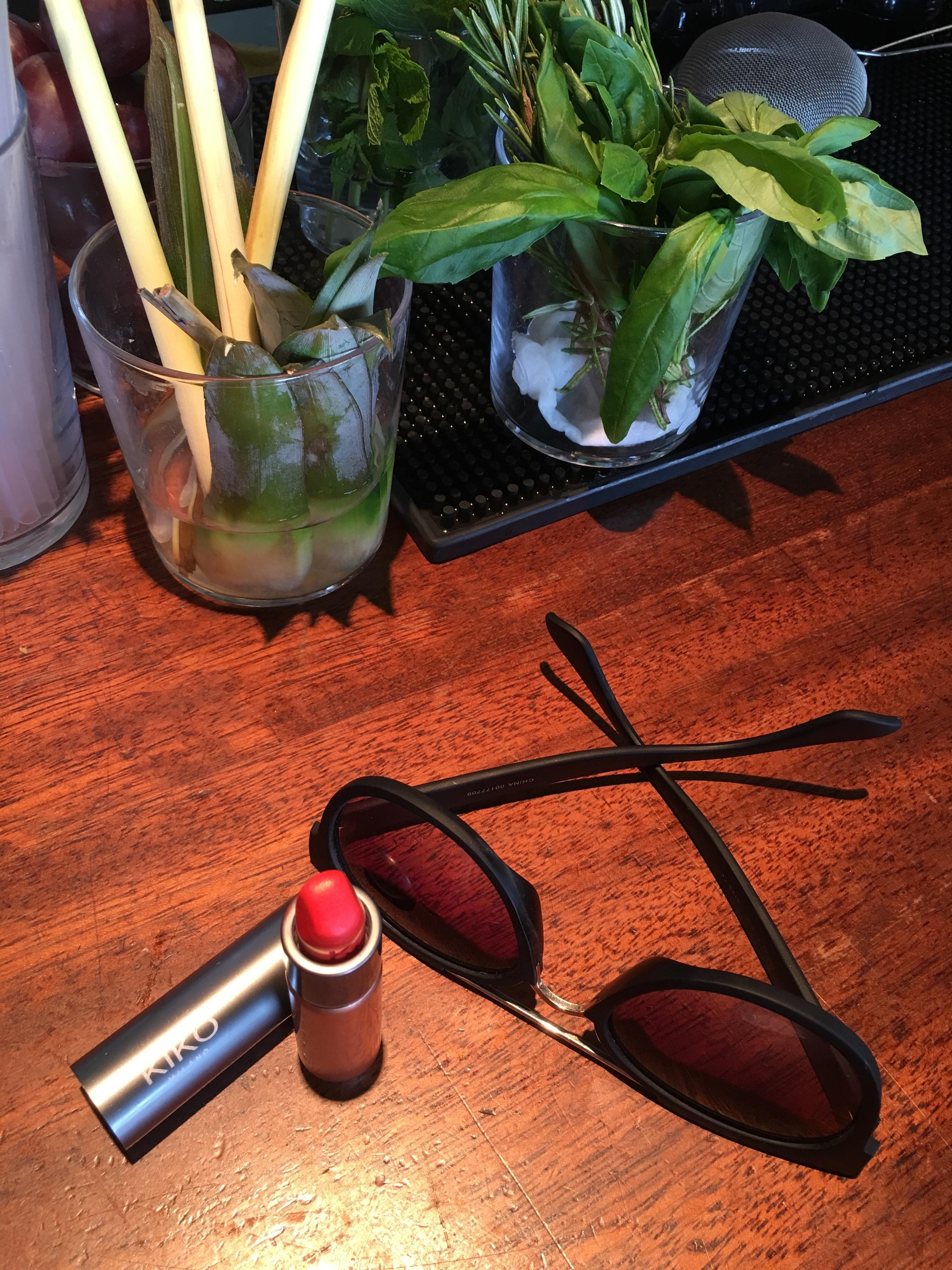 Kiko Milano Cosmetics lipstick
