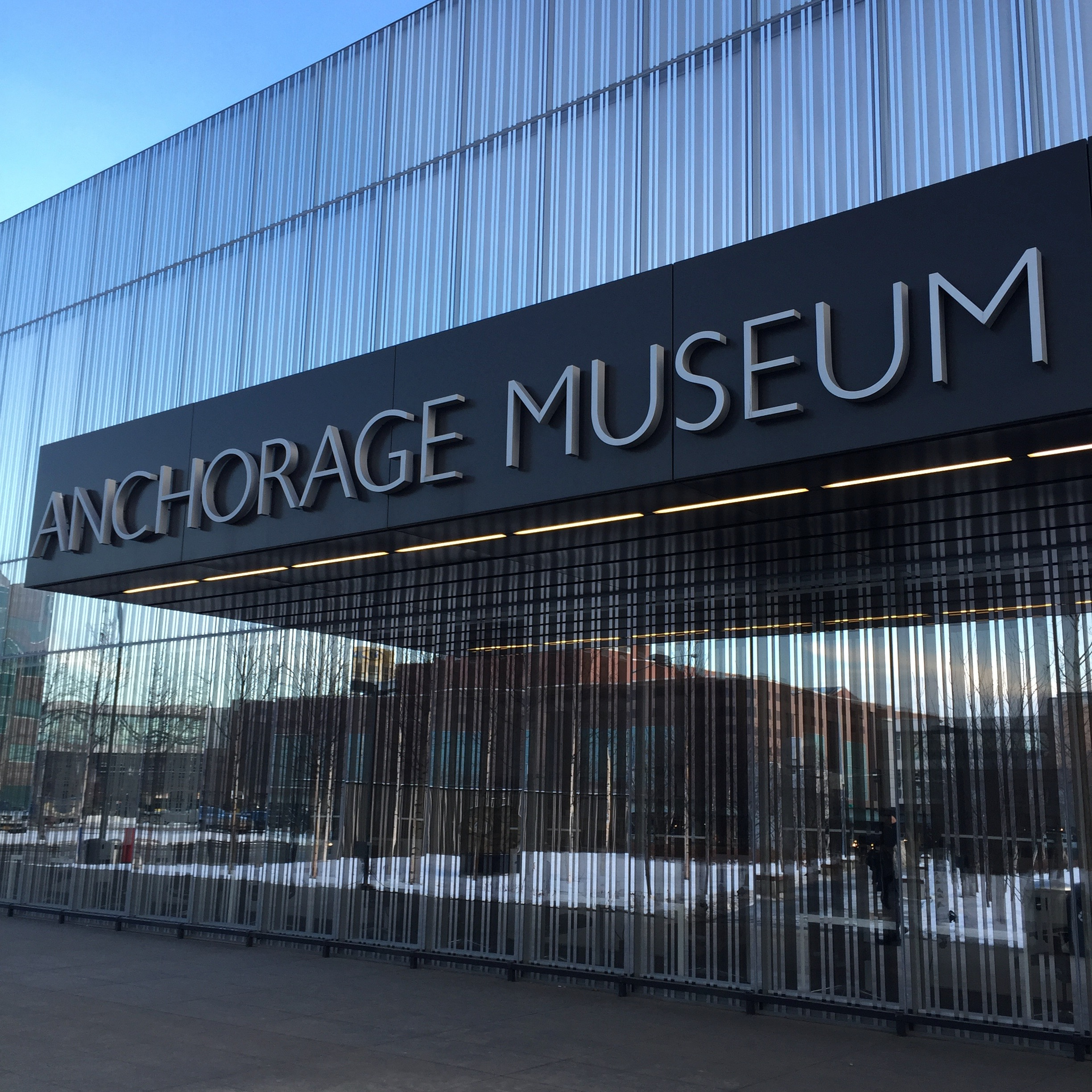 Check out the Anchorage Museum