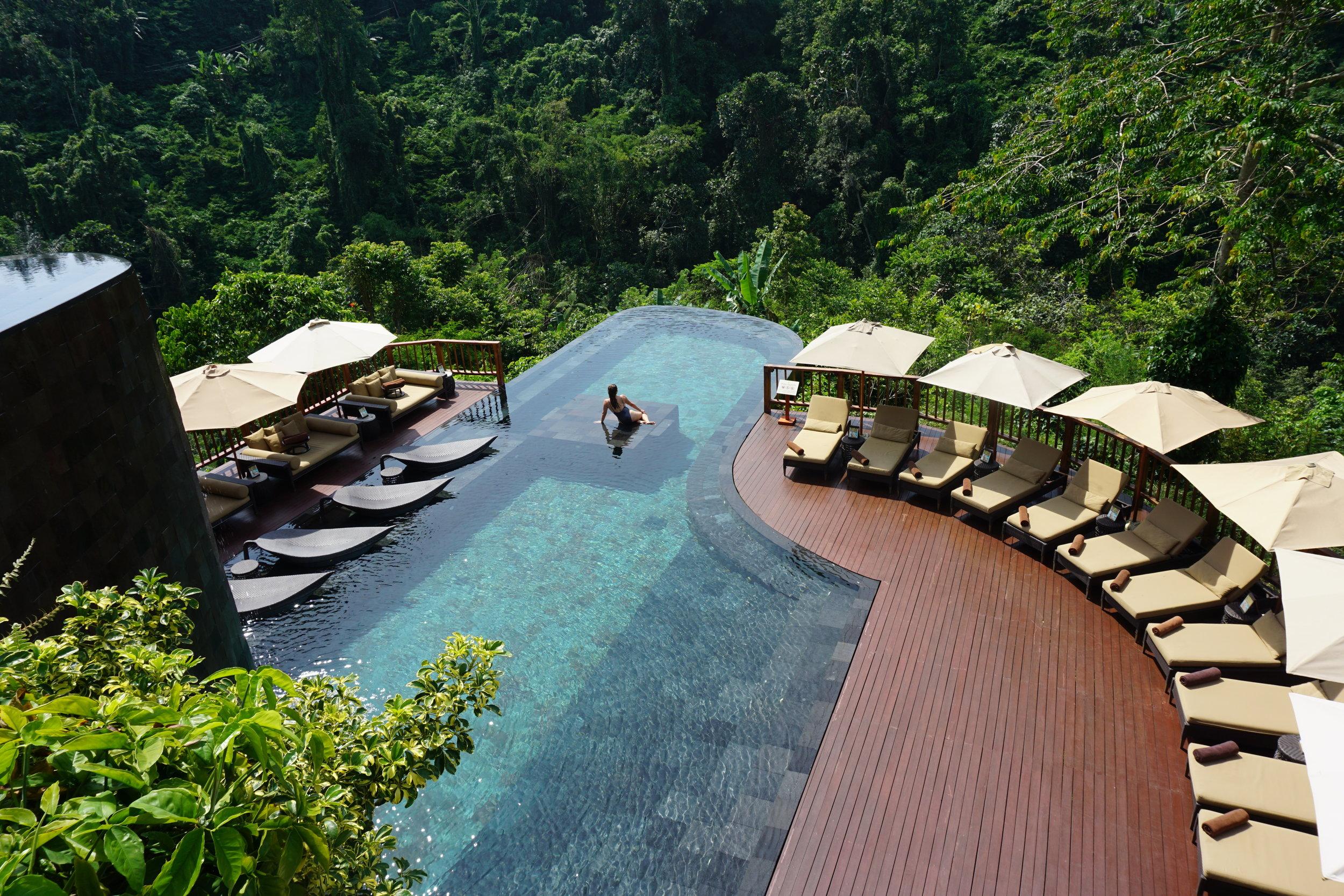 The Hanging Gardens of Bali