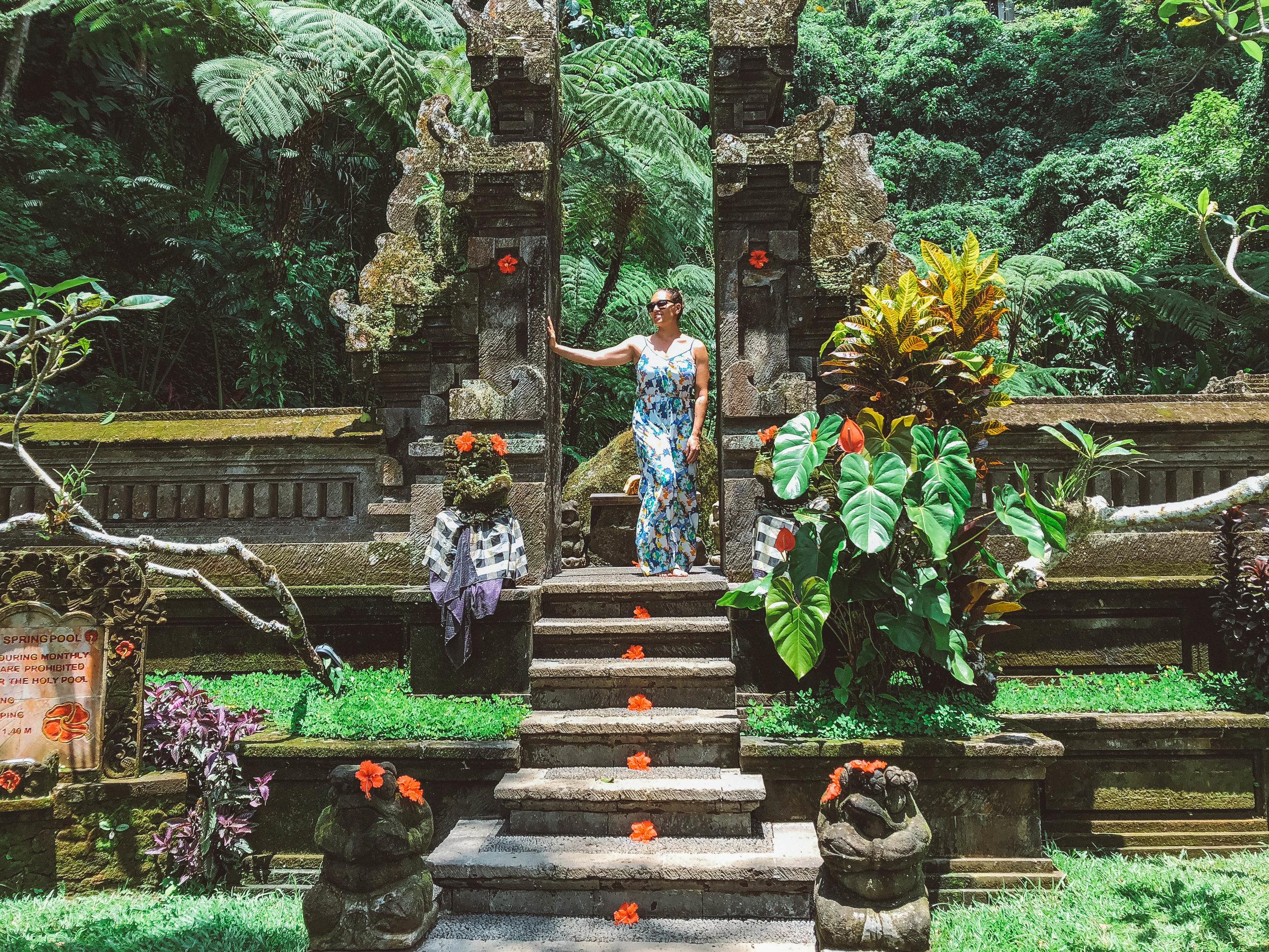 Sacred Pool - Royal Pita Maha Hotel