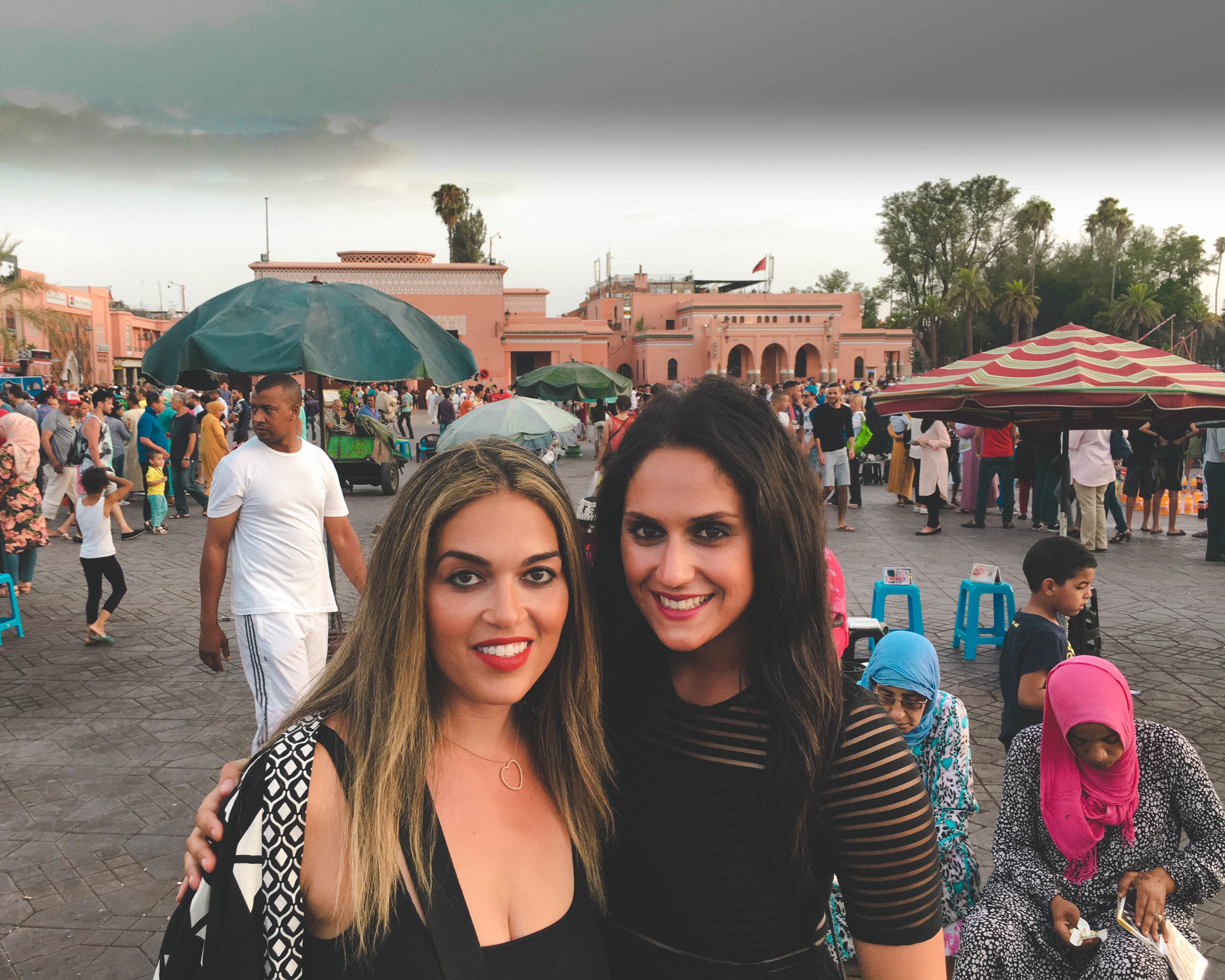Marrakech - Morocco with Taryn!