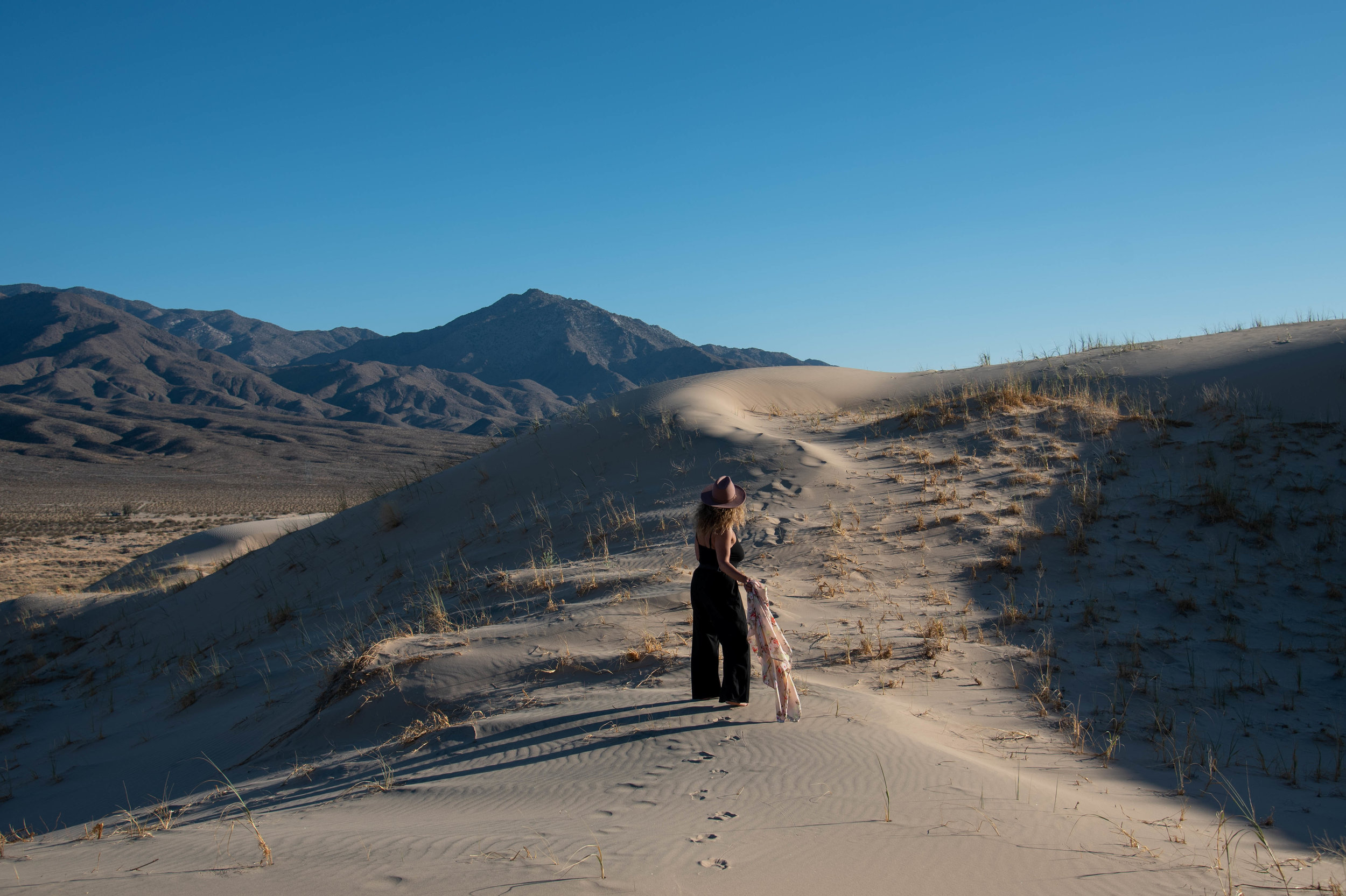Kelso-Dunes, CA