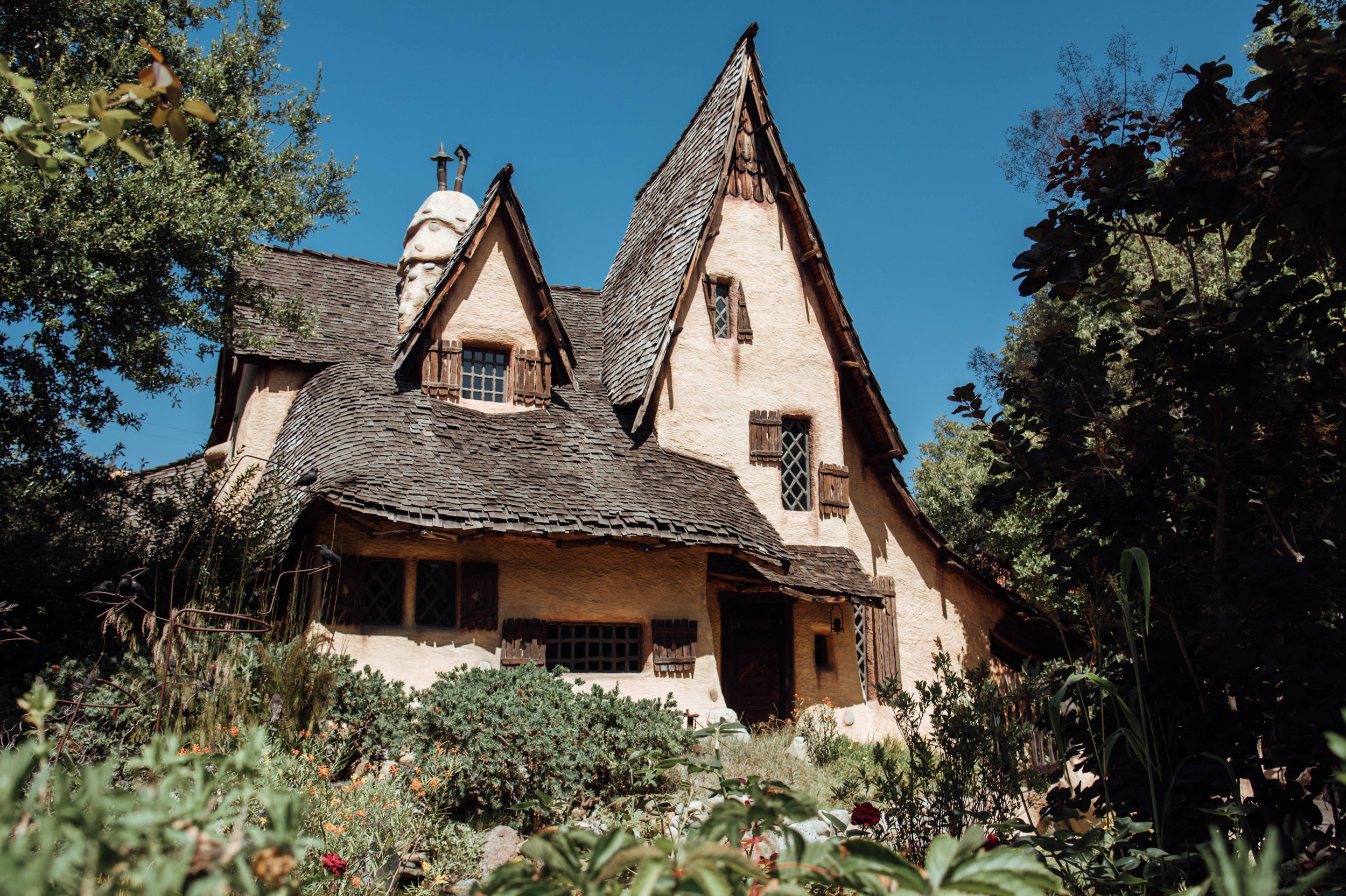 Witches House - Beverly Hills, CA