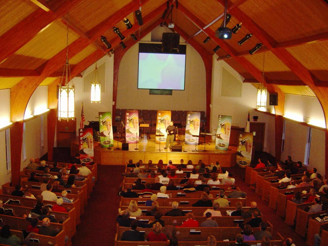 First Baptist Church, Kennasaw, GA