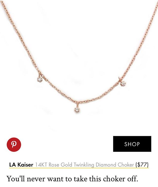 Check out @lakaiserjewelry on @whowhatwear! #jewelry #necklaces #whowhatwear