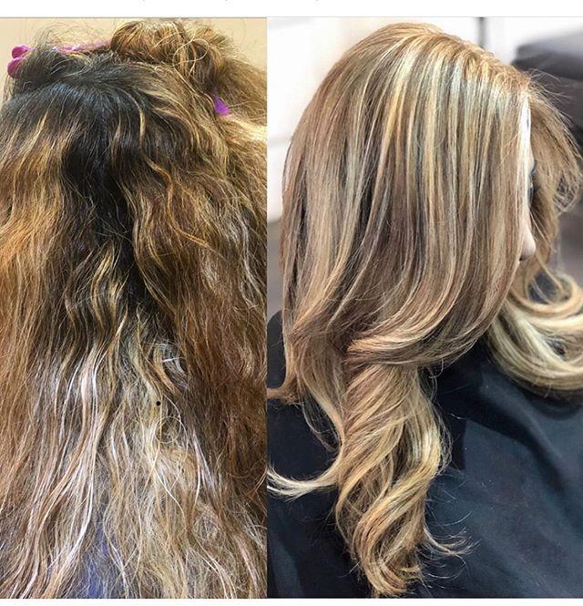 Corrective color done by @hairbyfaithmarie 💁🏼♀️ #blonde #blondehair #huntingtonvillageny #longisland #hairstylist #color #goldwellus #highlights #babylights #nybloggers #behindthechair #colormelt  #hairgoals #hairbrained #hairstylist #hair #nychair #modernsalon #americansalon #beauty #hairfashion #style #hairbrained_official #hairdresser #crafthair  #lisencedtohair #newyorkhair #huntingtonny #showmethebalayage #hairinspo #kmsapprovedus
