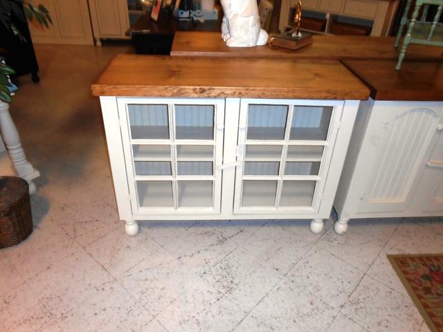 4' glass door cabinet.JPG
