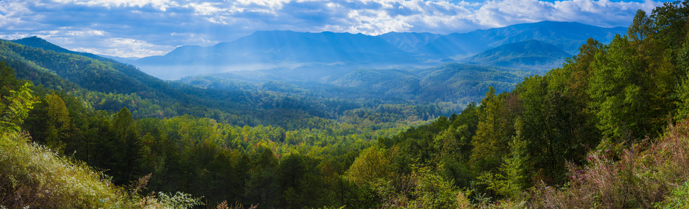 Appalachian Scenic Landscape Blue Ridge Massage Harrisonburg Ayurveda Healing