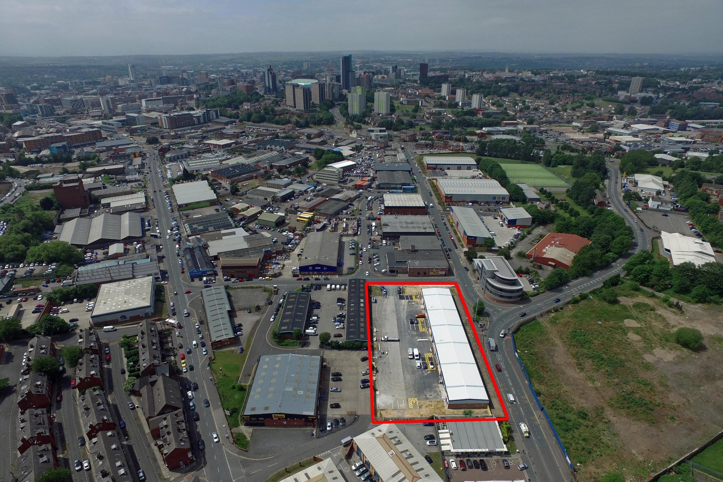 Ribston Trade Park, Leeds.